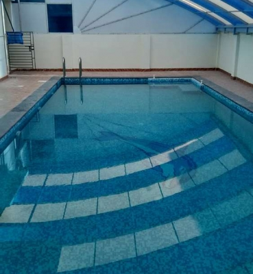 Swimming pool – Residence Porur