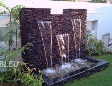 Exterior and Water features Trichy