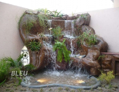 Water features – Residence Bangalore