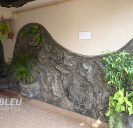 Water feature – ECR